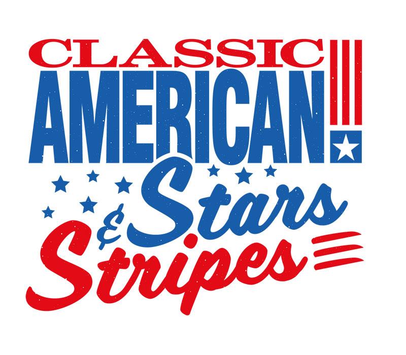 Classic American Stars & Stripes