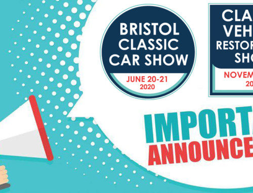BREAKING NEWS: BRISTOL CLASSIC CAR SHOWS 2020 CANCELLED